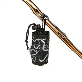 Etui na torebki na psie kupy, czarne w kości
