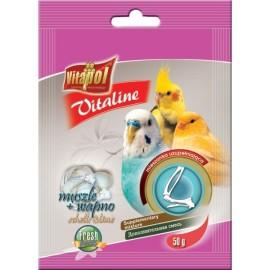 Vitaline Muszle+Wapno dla ptaków