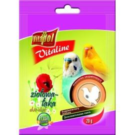 Vitaline Ziołowa łąka dla papużki falistej