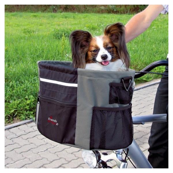 TORBA na kierownicę roweru + adapter KLICKfix