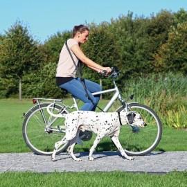 Smycz joggingowa / rowerowa