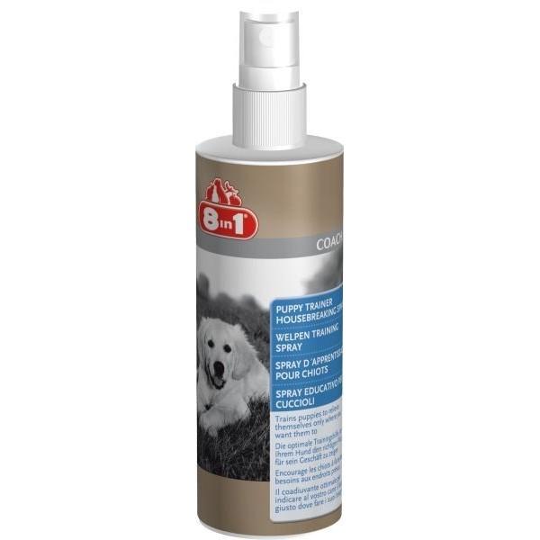 Spray do nauki czystości 8in1, 230ml