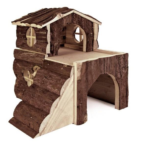 Domek drewniany Bjork - duży