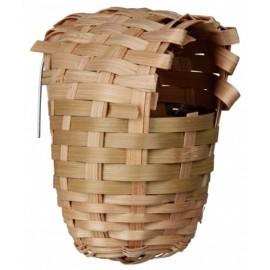 Bambusowa budka lęgowa dla ptaków