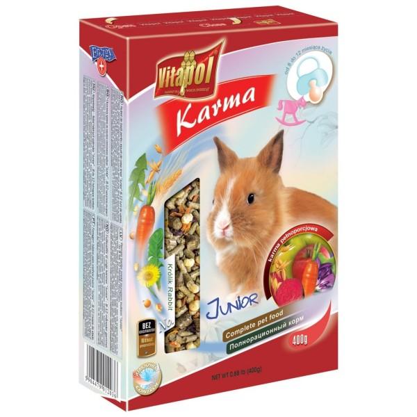 Vitapol Junior pokarm dla młodych królików