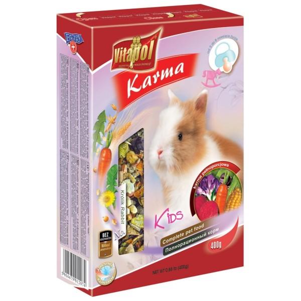 Vitapol Kids - pokarm dla młodych królików