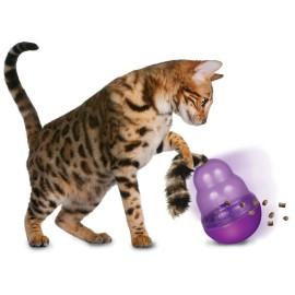 KONG Wobbler bańka-wstańka dla kota