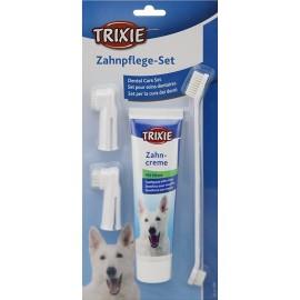 Zestaw do czyszczenia zębów TRIXIE