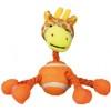 Pluszak żyrafa/małpa/hipopotam/krowa z piłką tenisową