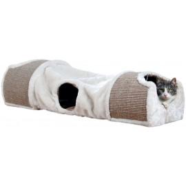 3w1 Budki tunel i drapak dla kota