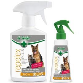 Repelex PLUS spray odstraszający zwierzęta dr Seidel