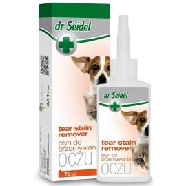 Płyn do przemywania oczu psa kota dr Seidel