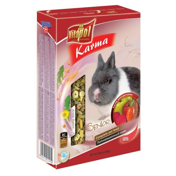 Vitapol pokarm da królika - senior