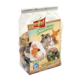 Vitaherbal  Biszkopty warzywne dla gryzoni i królików