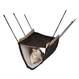Hamak 2 piętrowy dla szczura i fretki