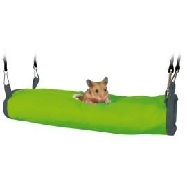Zawieszany w klatce tunel dla chomika lub myszy