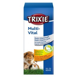 sok multivitamina dla  królików i małych gryzoni