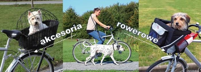 Akcesoria rowerowe dla zwierząt